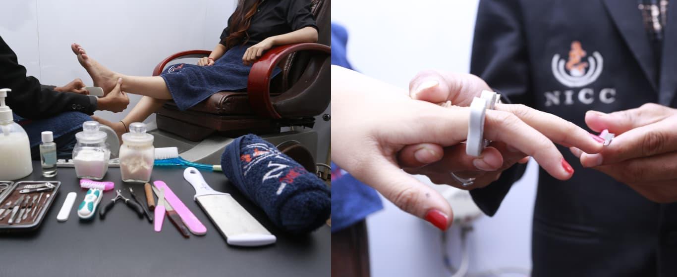 Manicure & Pedicure Services Udaipur